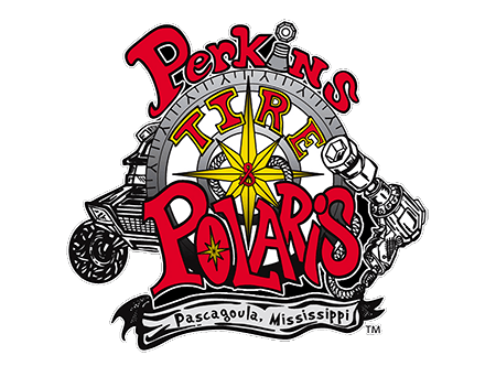 Perkins Tire Polaris Logo